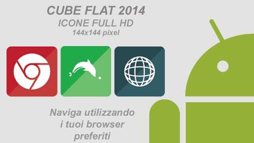 Cube Flat Ui