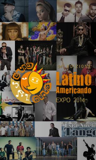 Latinoamericando Expo 2014