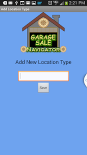 Garage & Yard Sale Navigator- screenshot thumbnail