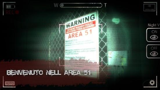 Slender Man: Area 51