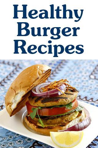 Healthy Burger Recipes
