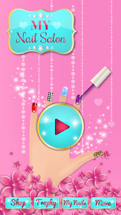 Nail Salon Makeover- screenshot thumbnail