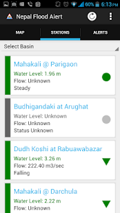 Nepal Flood Alert- screenshot thumbnail