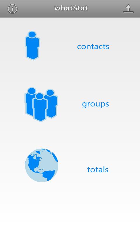 Whatstat FREE (for whatsapp) - screenshot