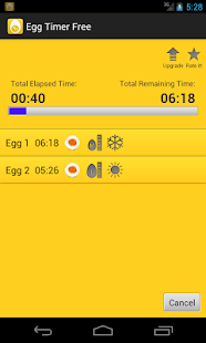 Egg Timer Free - screenshot thumbnail