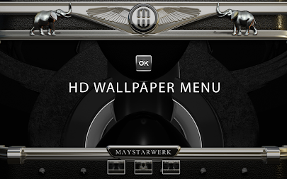 Next Launcher Theme Black Elephant APK screenshot thumbnail 5
