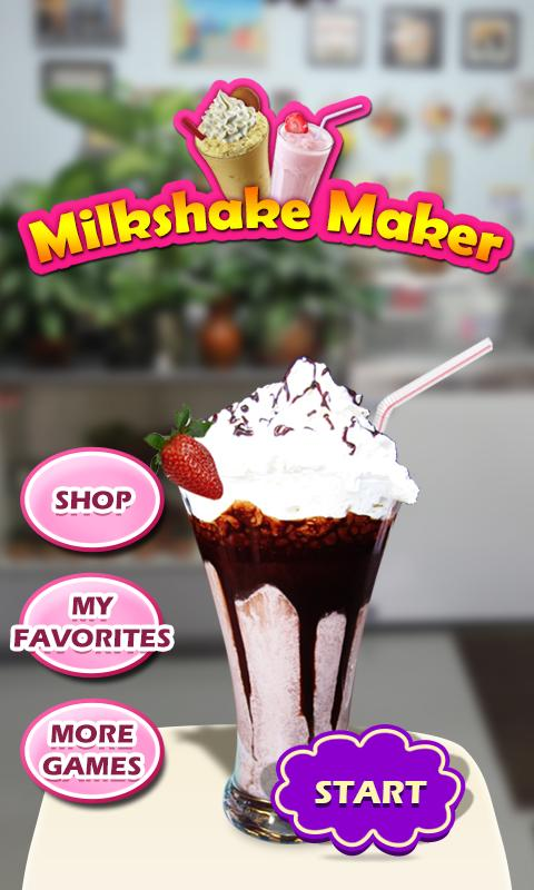 Milkshake Maker! - screenshot