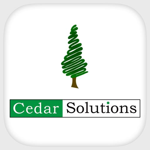 Cedar Solutions 財經 App LOGO-APP試玩