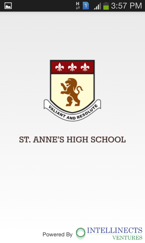 St. Anne's High School, Bandra- screenshot