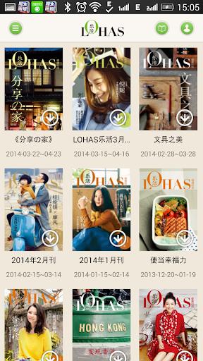 【免費健康App】LOHAS 乐活-APP點子