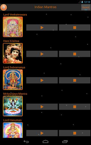 Mantras of Indian Gods 1.1 screenshots 7