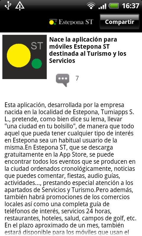 Estepona ST- screenshot