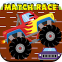 Monster Truck Match Race icon