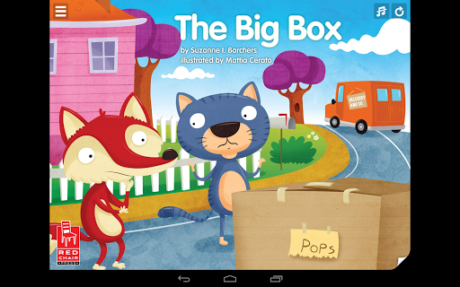 The Big Box by Red Chair Press