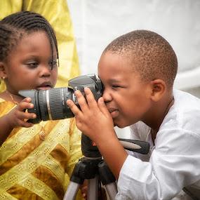 Focus Issues by Jim Merchant - Babies & Children Children Candids ( camera, photographer, play, children,  )