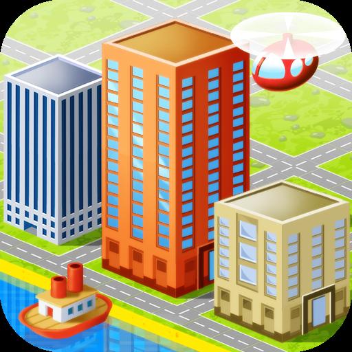 我的快乐城市 策略 App LOGO-APP開箱王