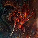 Diablo 3 Live Wallpapers icon