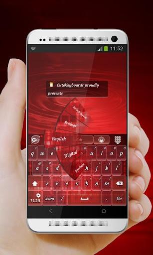 艷紅 GO Keyboard
