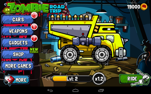 Zombie Road Trip Screenshot 14