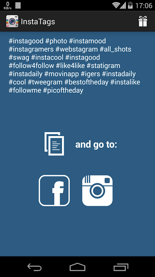 Hashtags Love - Get More Likes - screenshot