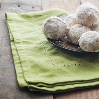 Sugared Pecan Balls - GF