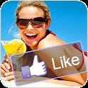 Like Ur Pics test logo