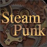 Xperia™テーマ Steampunk