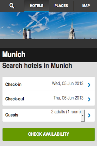 Munich Hotels Booking Cheap