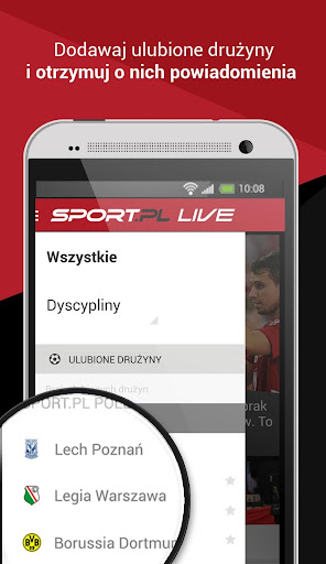 Sport.pl LIVE 2.5.1 screenshots 1