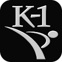 """""""K-1 Boxing"""" logo"""