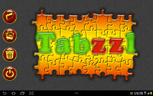 Tabzzl - puzzles for tablets