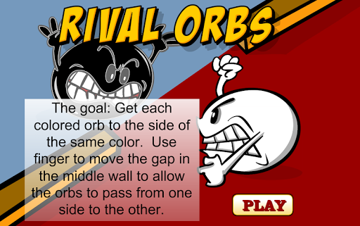 Rival Orbs