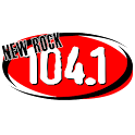 New Rock 104.1 logo