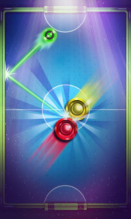 Glow Air Hockey 1.0.6 screenshot 51522