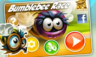 Screenshot of Bumblebee Race Free