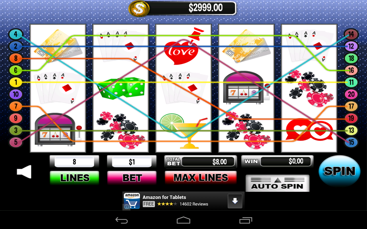 Love Coffee Slots Line 20 Free - screenshot