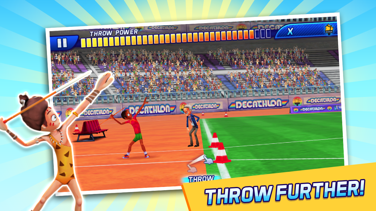 The Activision Decathlon - screenshot