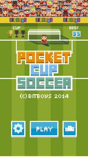 Pocket Cup Soccer