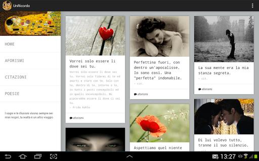 玩生活App|Un Ricordo Aforismi Citazioni免費|APP試玩