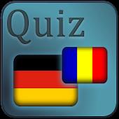 Language Quiz: German-Romanian