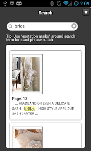 Weddingstar E-Catalog - screenshot thumbnail