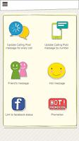 Screenshot of Calling Post