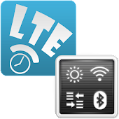 STATUSmall with LTE Scheduler