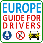 Europe guide for drivers icon