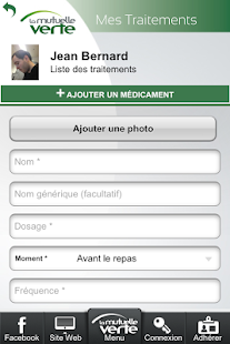 Mutuelle Verte- screenshot thumbnail