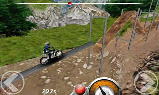 Trial Xtreme Free 1.31 Screenshots 2
