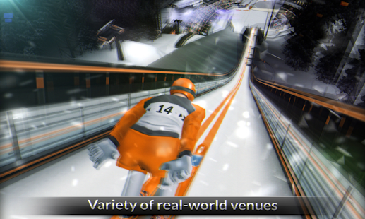 Super Ski Jump - screenshot thumbnail