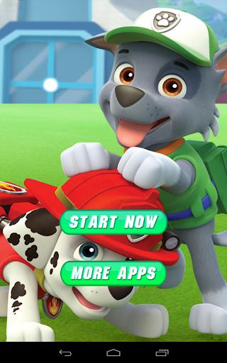 【免費休閒App】Paw Patrol Slide Game-APP點子