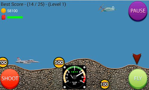 Jet Fight UFO Free
