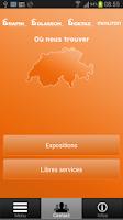 Screenshot of Gétaz Pro